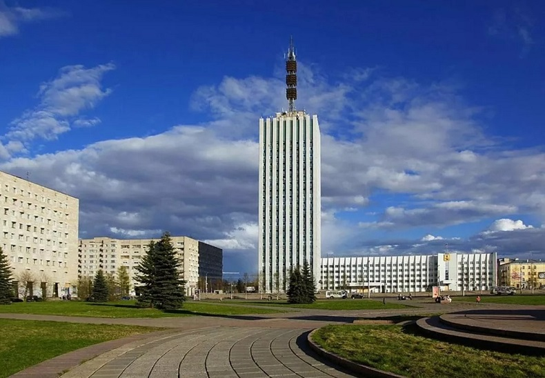 Высотка Архангельска