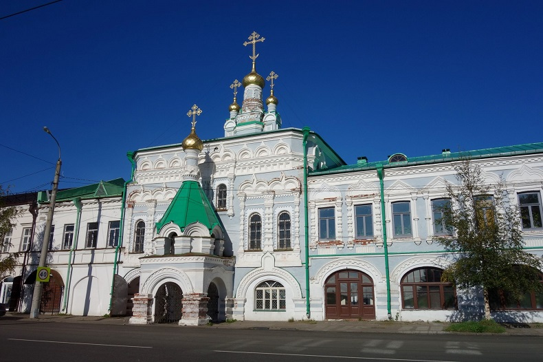 Архангельское подворье Соловецкого монастыря