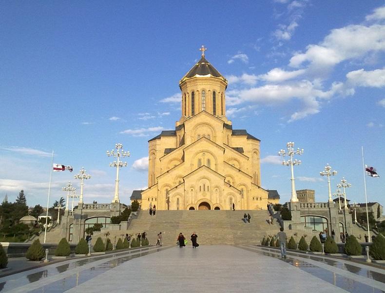 Собор Святой Троицы Тбилиси