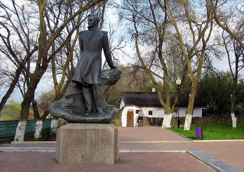 Памятник Лермонтову М.Ю.