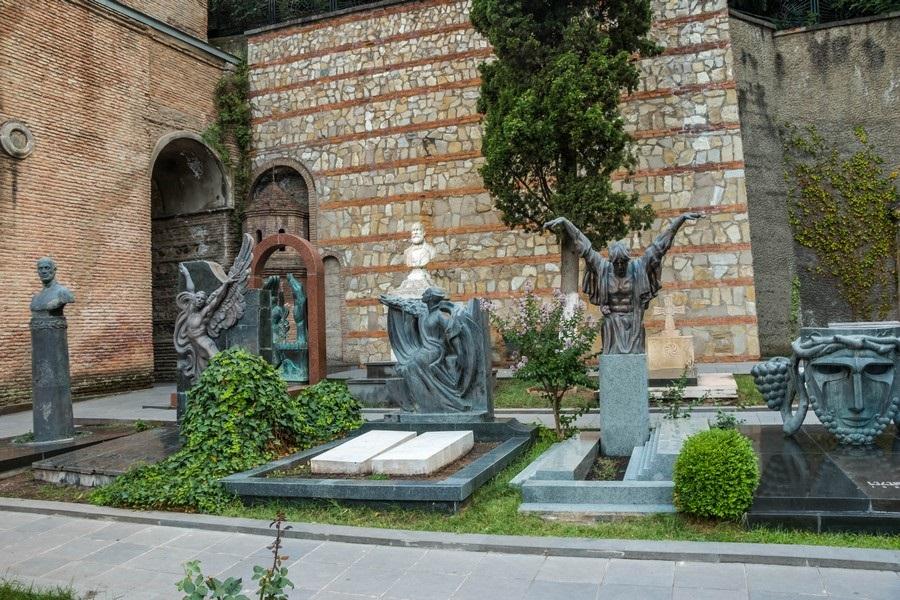 Пантеон Тбилиси