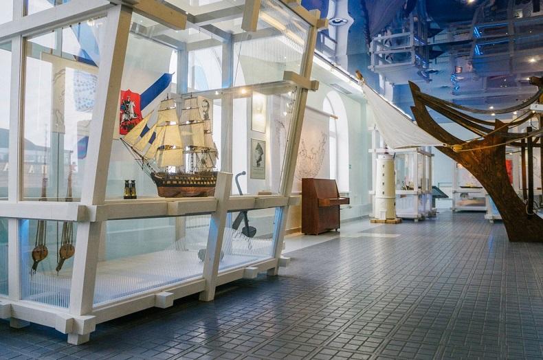 Северный морской музей Архангельск