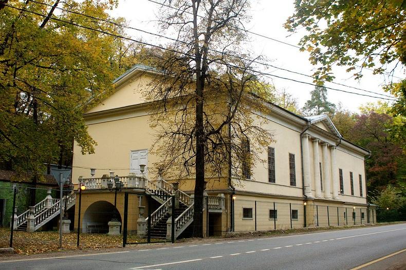 Театр Гонзаги Архангельское
