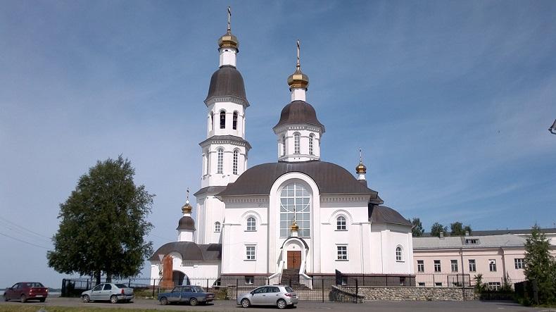Церковь Успения Пресвятой Богородицы Архангельск
