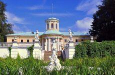 Усадьба Архангельское — подмосковный Версаль