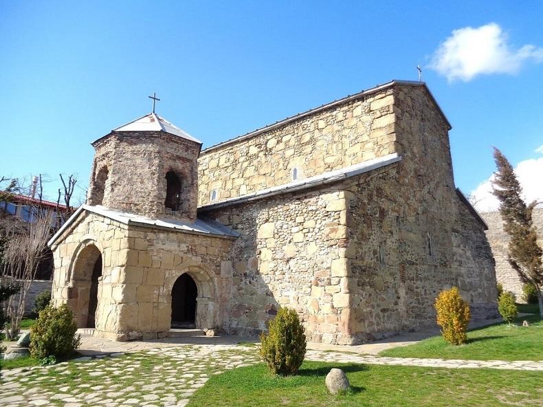 Зедазенский монастырь, Мцхета