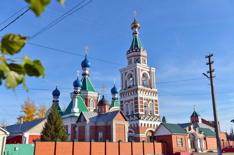 Казанский храм Воронеж