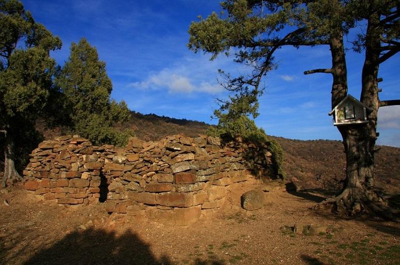 Монастырь гора Перчем