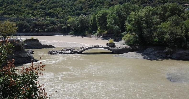 Мост Помпея, Мцхета