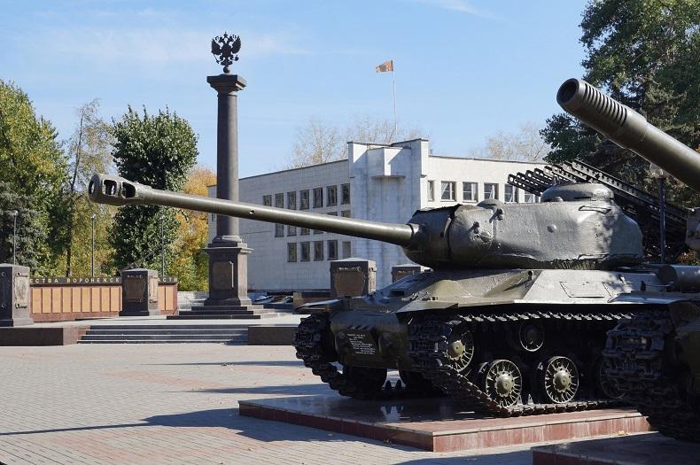 Музей-диорама Воронеж