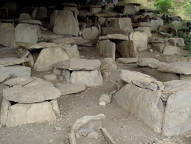 Самтаврский могильник, Мцхета