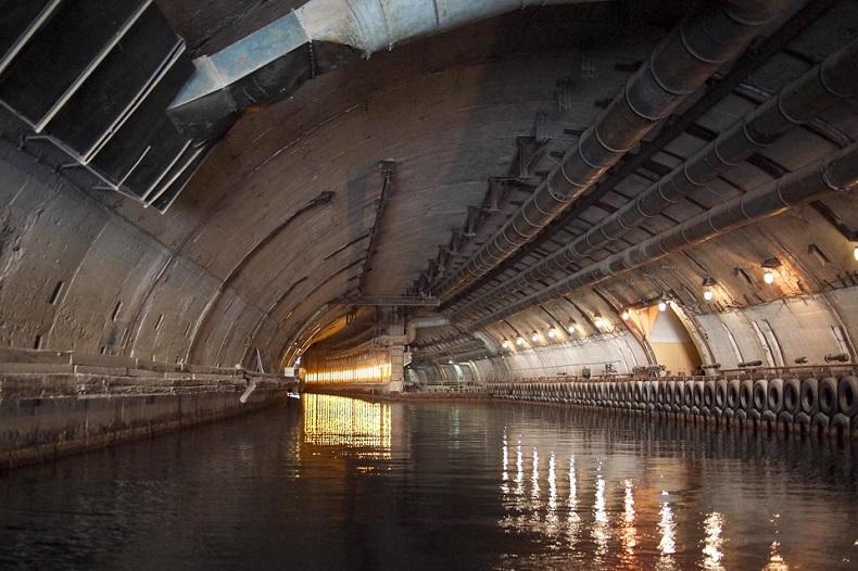 Балаклавский подземный музей