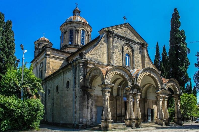Благовещенский храм Кутаиси