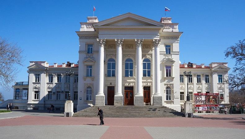 Дворец детства и юности Севастополь