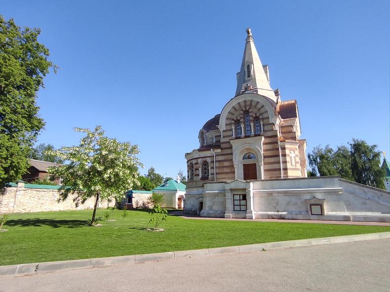 Храм Всех Святых Серпухов