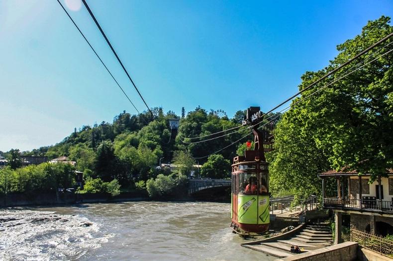 Канатная дорога Кутаиси