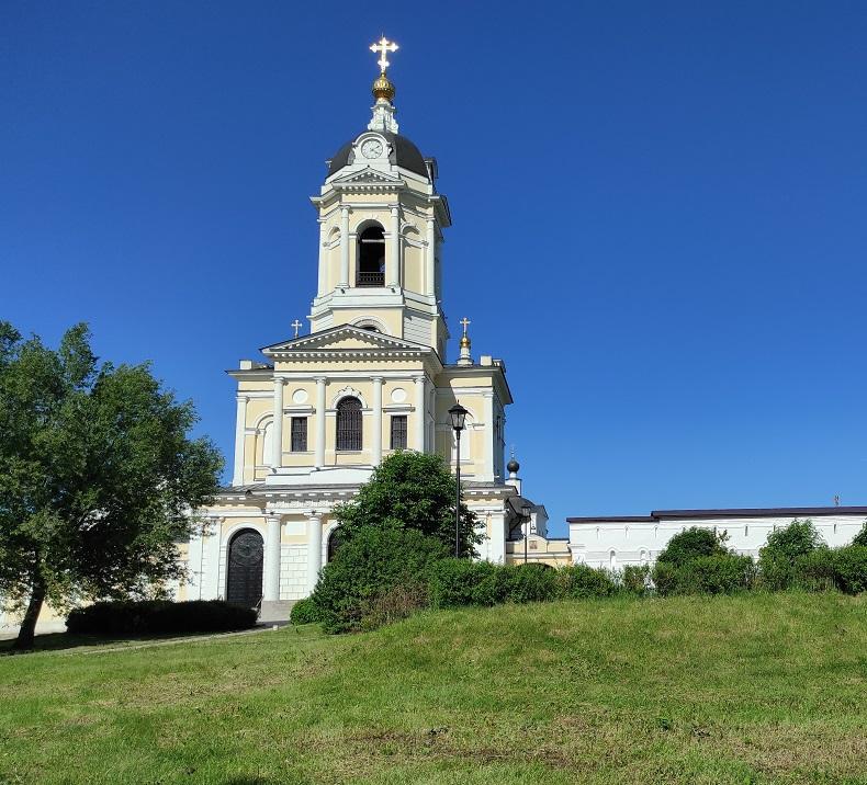 Колокольня Высоцкого монастыря Серпухов