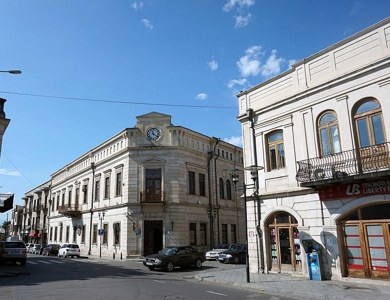Кутаисский государственный исторический музей имени Нико Бердзенишвили