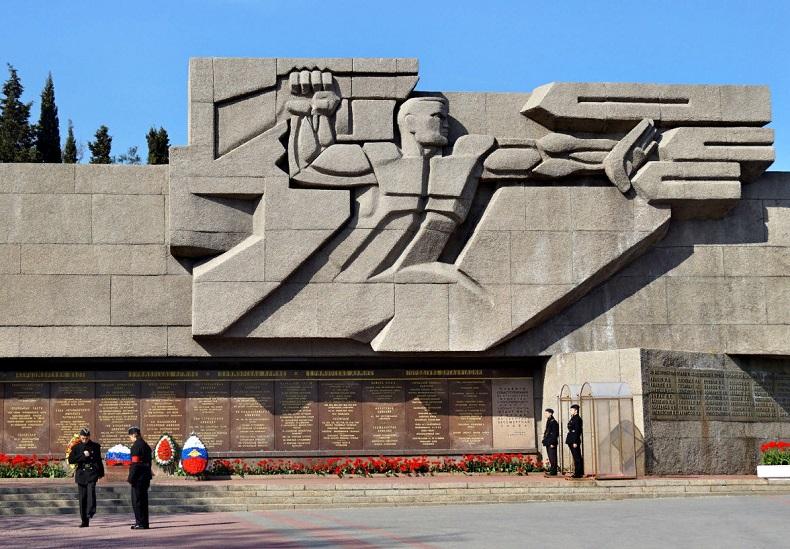 Мемориал героической обороны Севастополя 1941–1942 гг.