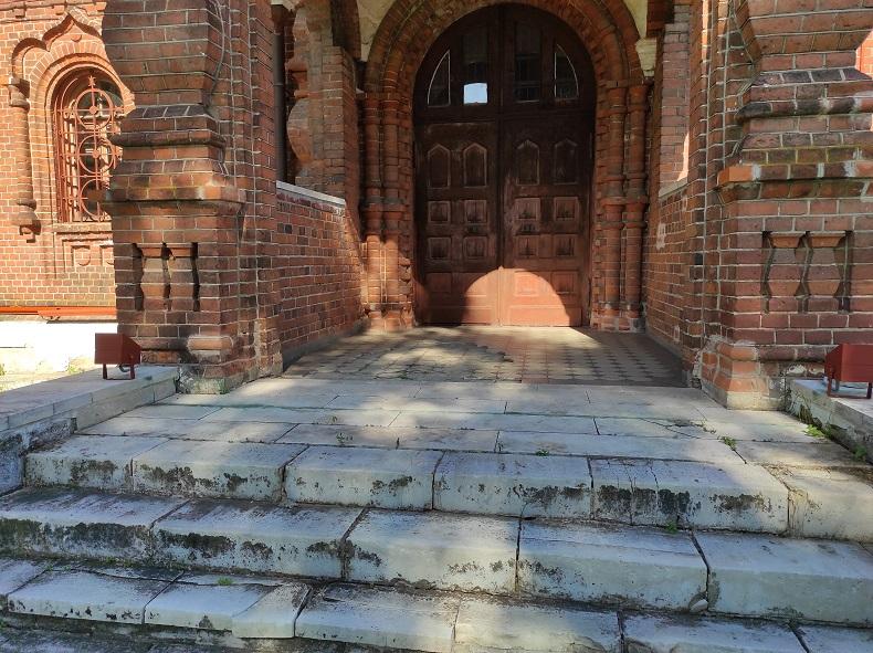 Покровская старообрядческая церковь Серпухов