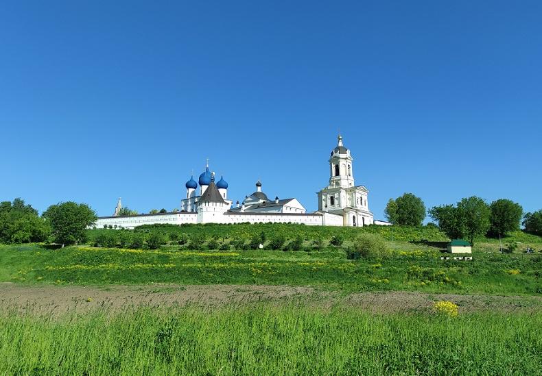 Высоцкий монастырь Серпухов