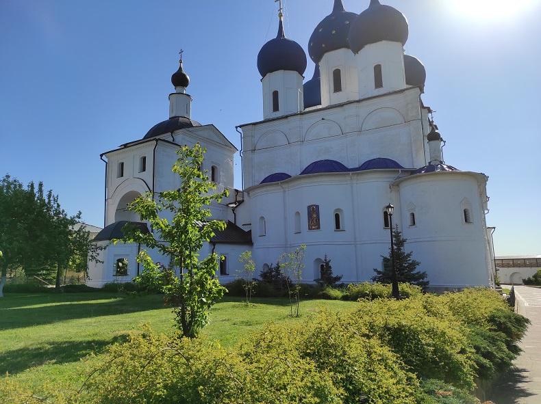 Зачатьевский собор Серпухов