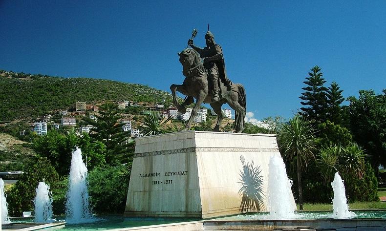 Памятник Ала ад-Дину Кей-Кубаду I