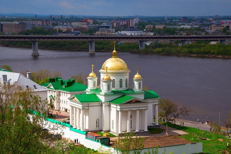 Благовещенский монастырь Нижний