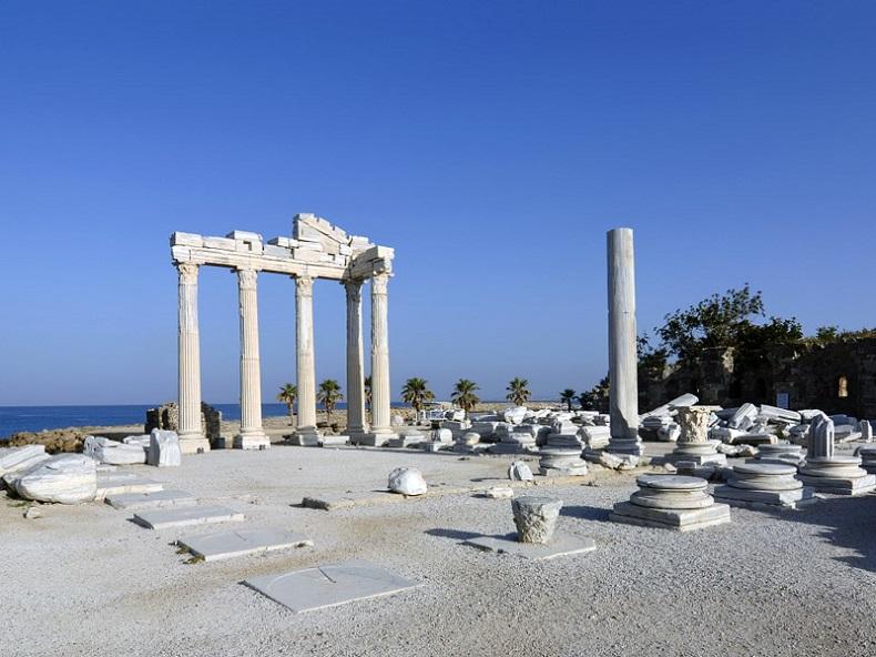 Храм Аполлона Сиде