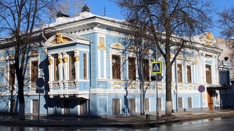 Литературный музей Горького в Нижнем