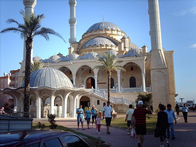 Мечеть Кулийе Манавгат