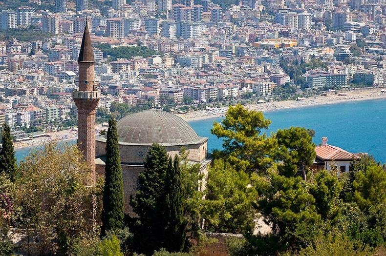 Мечеть Сулеймание Аланья