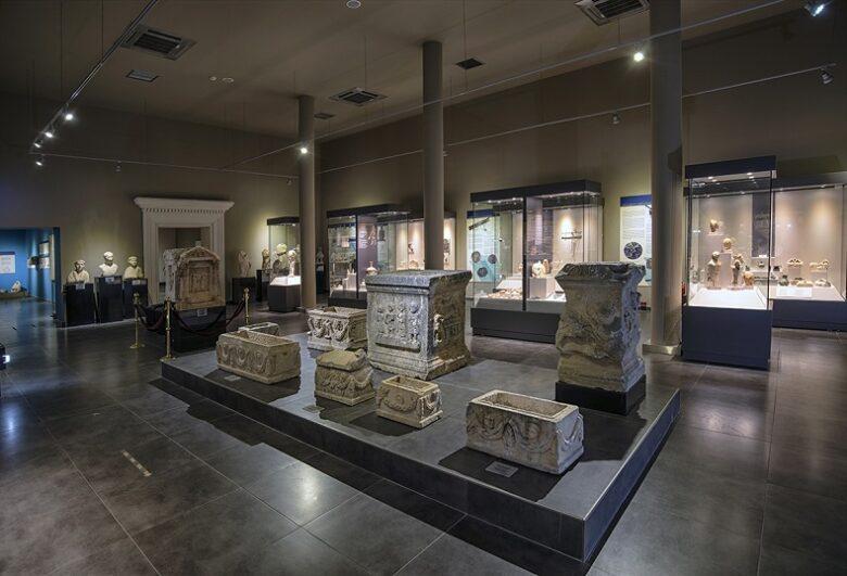 Археологический музей Аланья