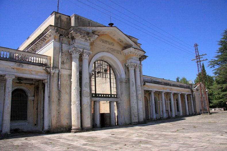 Вокзал Очамчира