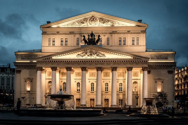 Большой театр Москва
