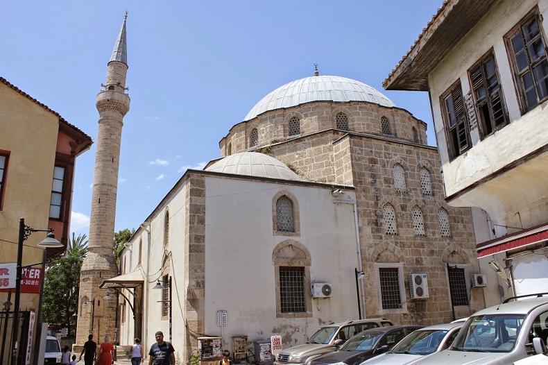 Мечеть Мурата-паши Анталья
