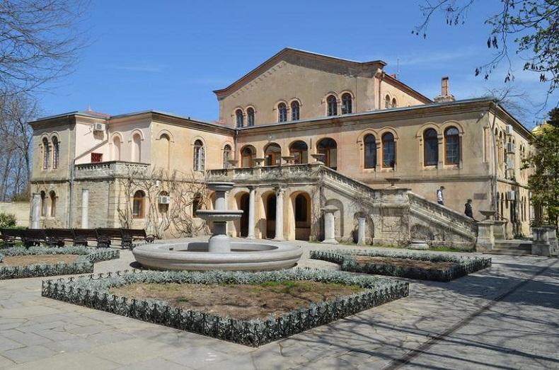 Музей-заповедник Херсонес Таврический