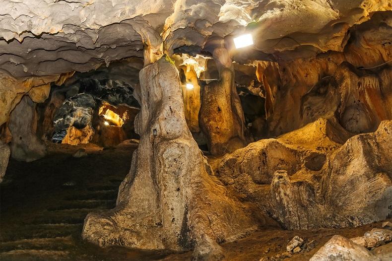 Пещера Караин Анталья