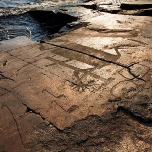 Петроглифы Карелии включены в список всемирного наследия ЮНЕСКО