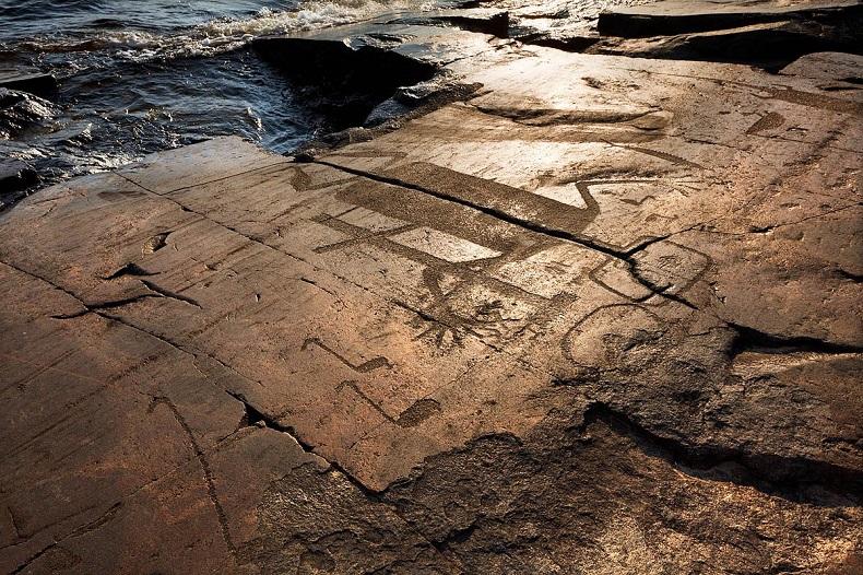 Петроглифы Карелии включены в список ЮНЕСКО