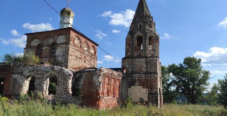 Церковь Архангела Михаила в Нехорошево