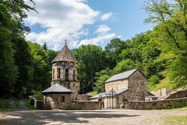 Зеленый монастырь Боржоми
