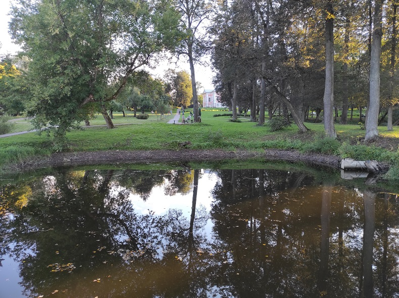 Чеховский парк