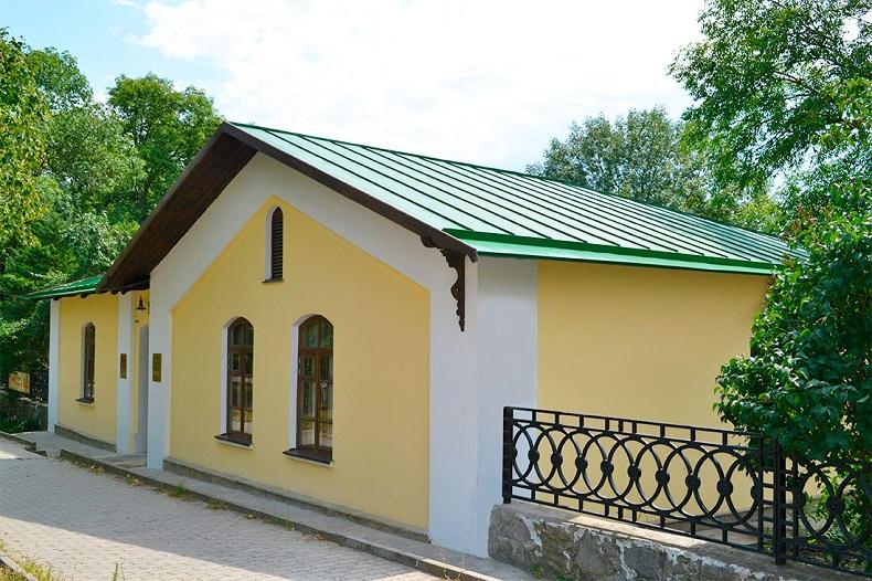 Почтовая станция дилижансов Железноводск