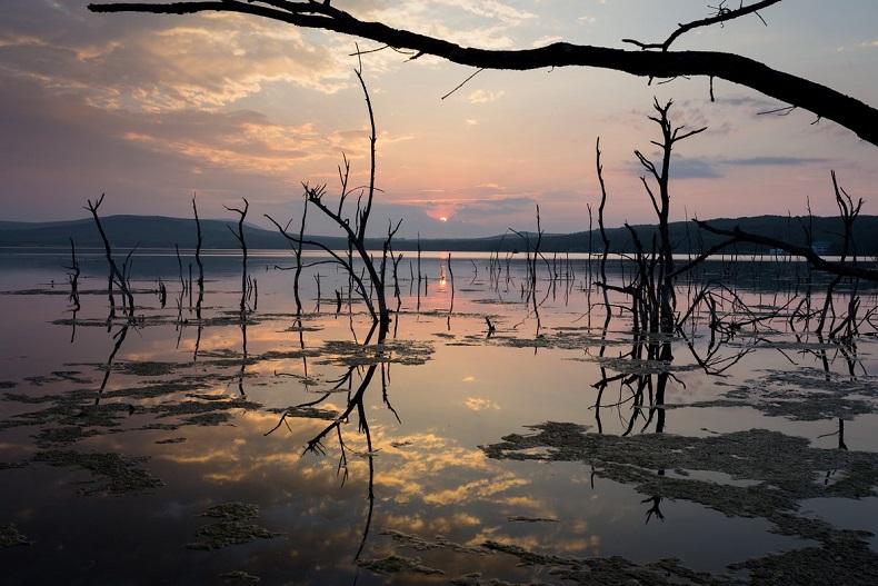 Озеро Тамбукан Пятигорск